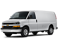 New Chevrolet Express Cargo in Northern VA
