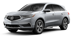 New Acura MDX Sport Hybrid in Northern VA
